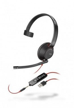 BLACKWIRE C5210 USB-A - MONAURAL