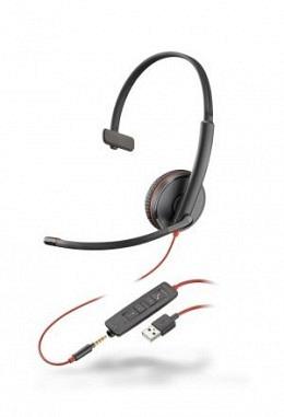 BLACKWIRE C3215 USB-A - MONAURAL