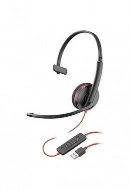 BLACKWIRE C3210 USB-A - MONAURAL